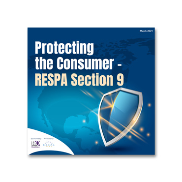 Protecting the Consumer - RESPA Section 9 webinar