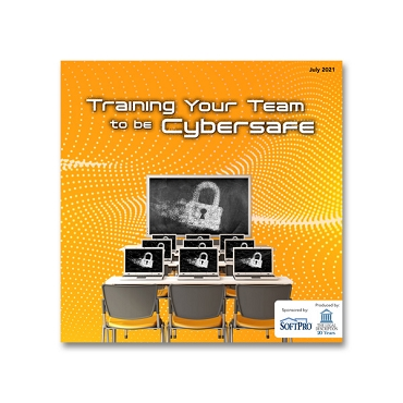 Training Your Team to be Cybersafe webinar