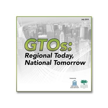 GTOs Regional Today National Tomorrow webinar