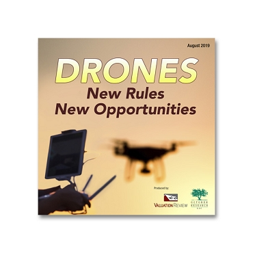 Drones New Rules and New Opportunities webinar